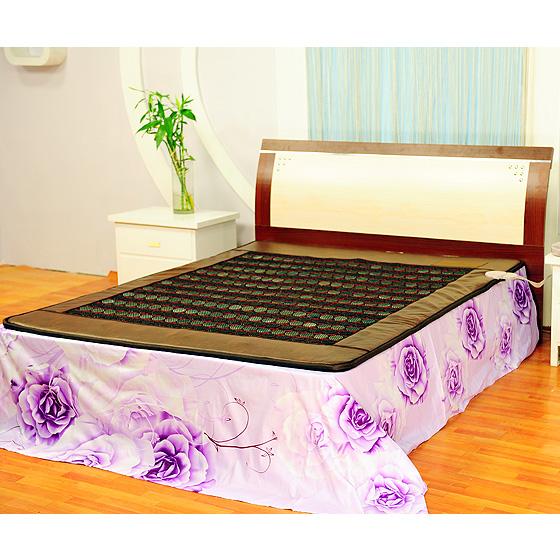 绿太阳玉石保健床垫