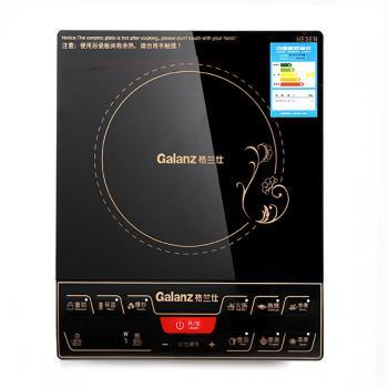 格兰仕德国黑晶面板电磁炉ch2176j图片