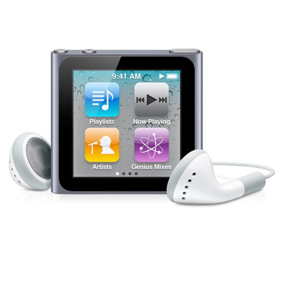 苹果ipod nano 6代 8g高清图片 高清图片