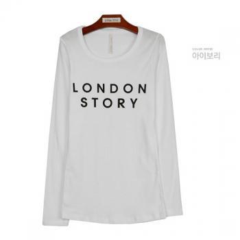伦敦英文字母t恤-g0000178996图片
