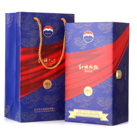 白酒 包装 包装设计 购物纸袋 酒 纸袋 560_560