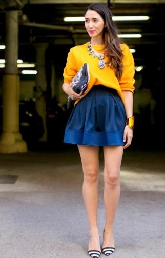 夏日胖mm服装搭配怎样显瘦_穿衣搭配_服饰鞋包 -优购物