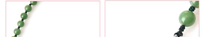 翠色素材花边边框